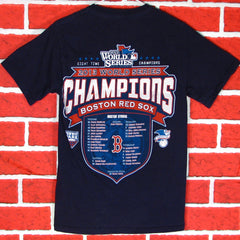 Boston Red Sox 2013 World Series Champions T-Shirt