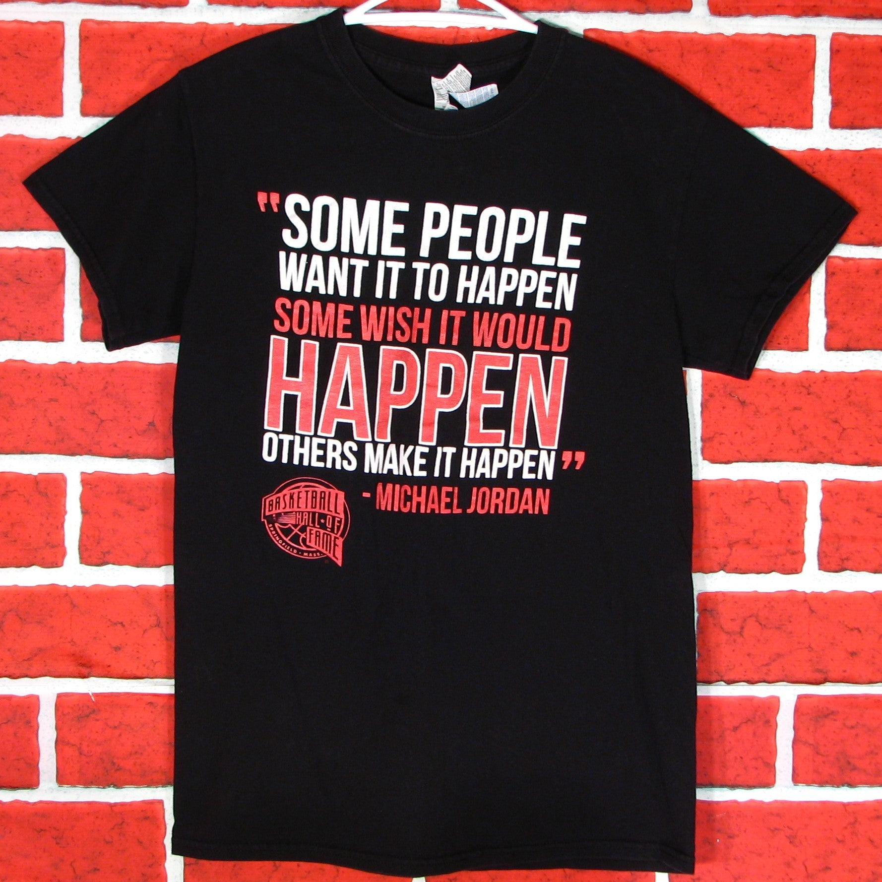 Some People Want it to Happen Others Make it Happen T-Shirt