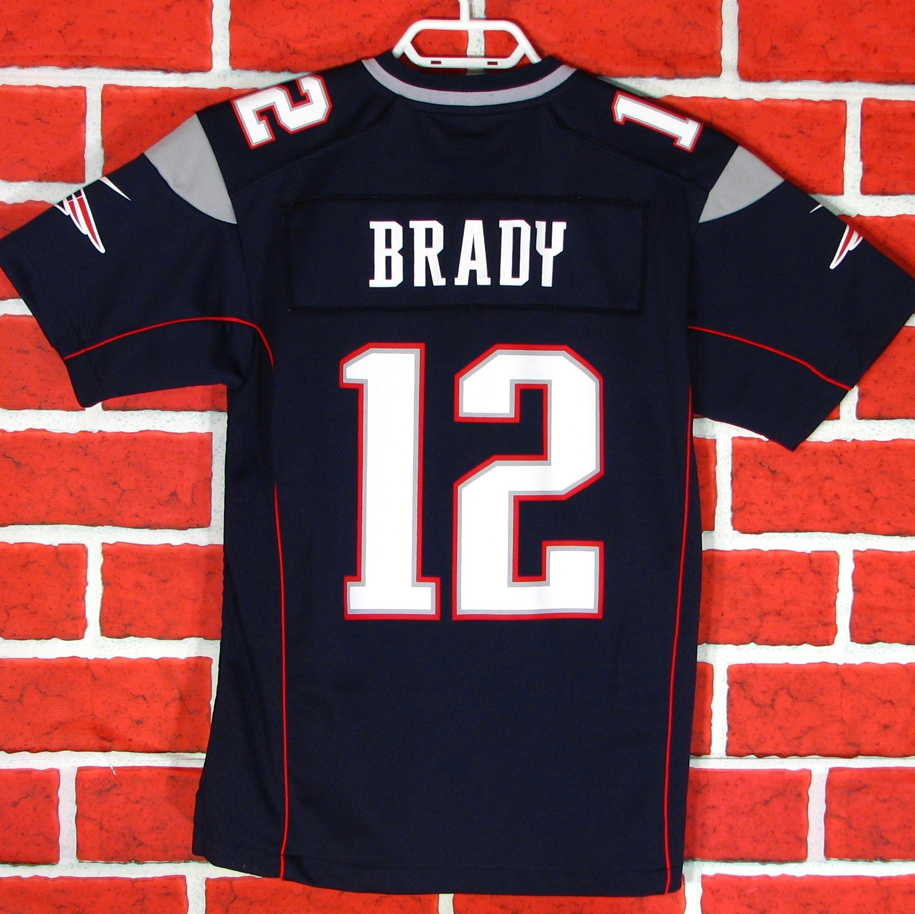 New England Patriots Brady # 12 Jersey Mens/Youth