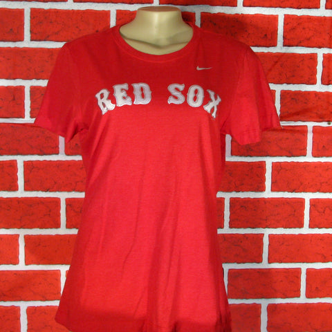 Boston Red Sox T-Shirt Womens