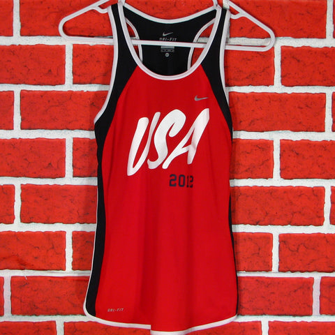 USA Dri-Fit T-Shirt Womens