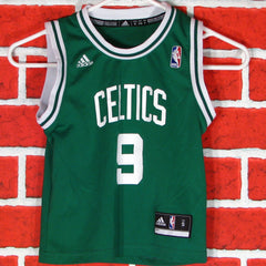 Boston Celtics Rondo # 9 jersey Toddler