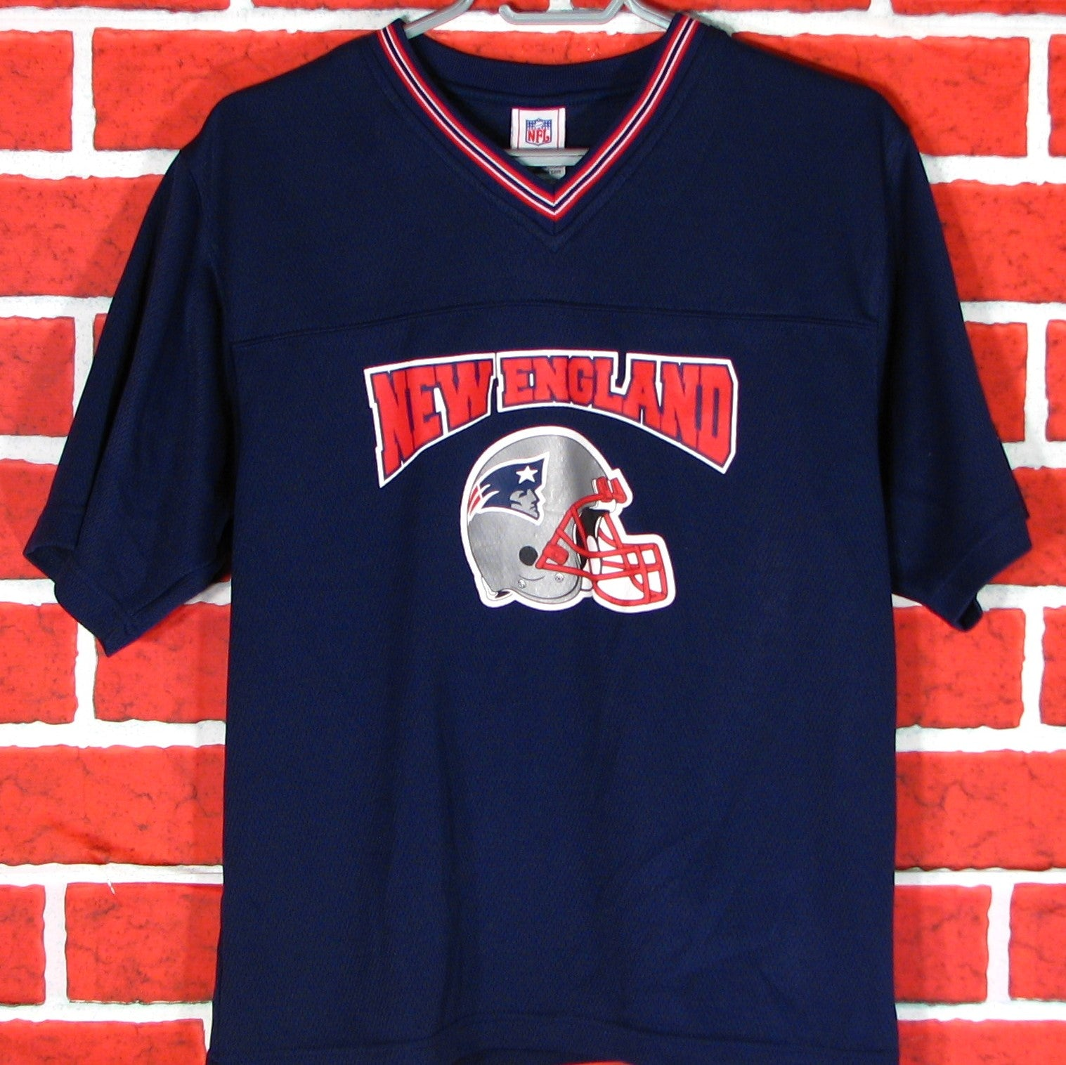 New England Patriots T-Shirt Junior