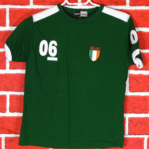 Ireland #6 Soccer T-Shirt Youth