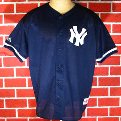 New York Yankees Jeter # 2 Jersey