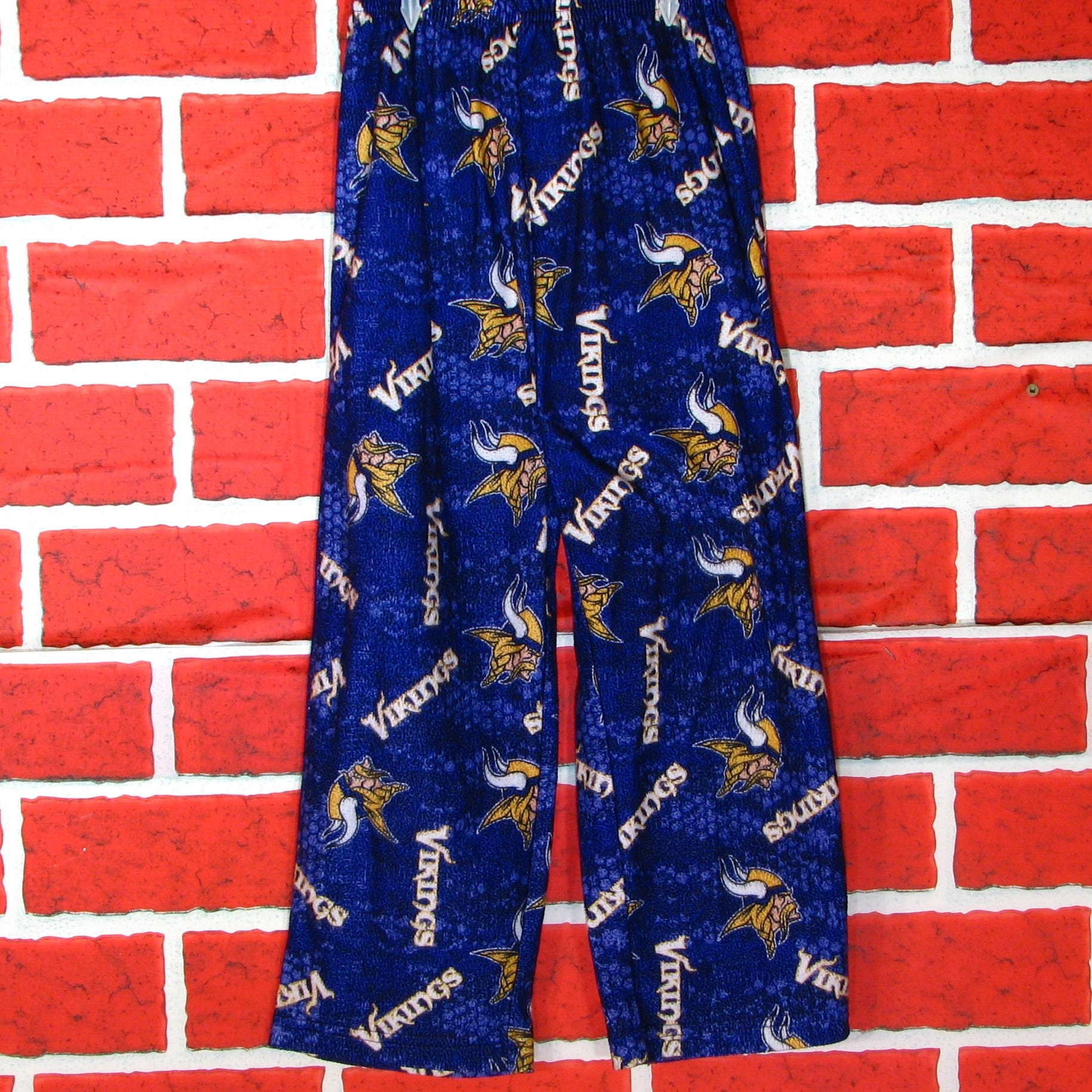 Minnesota Vikings Pajama Bottoms Kids