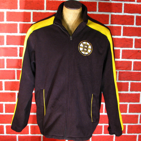 Boston Bruins Fleece Jacket