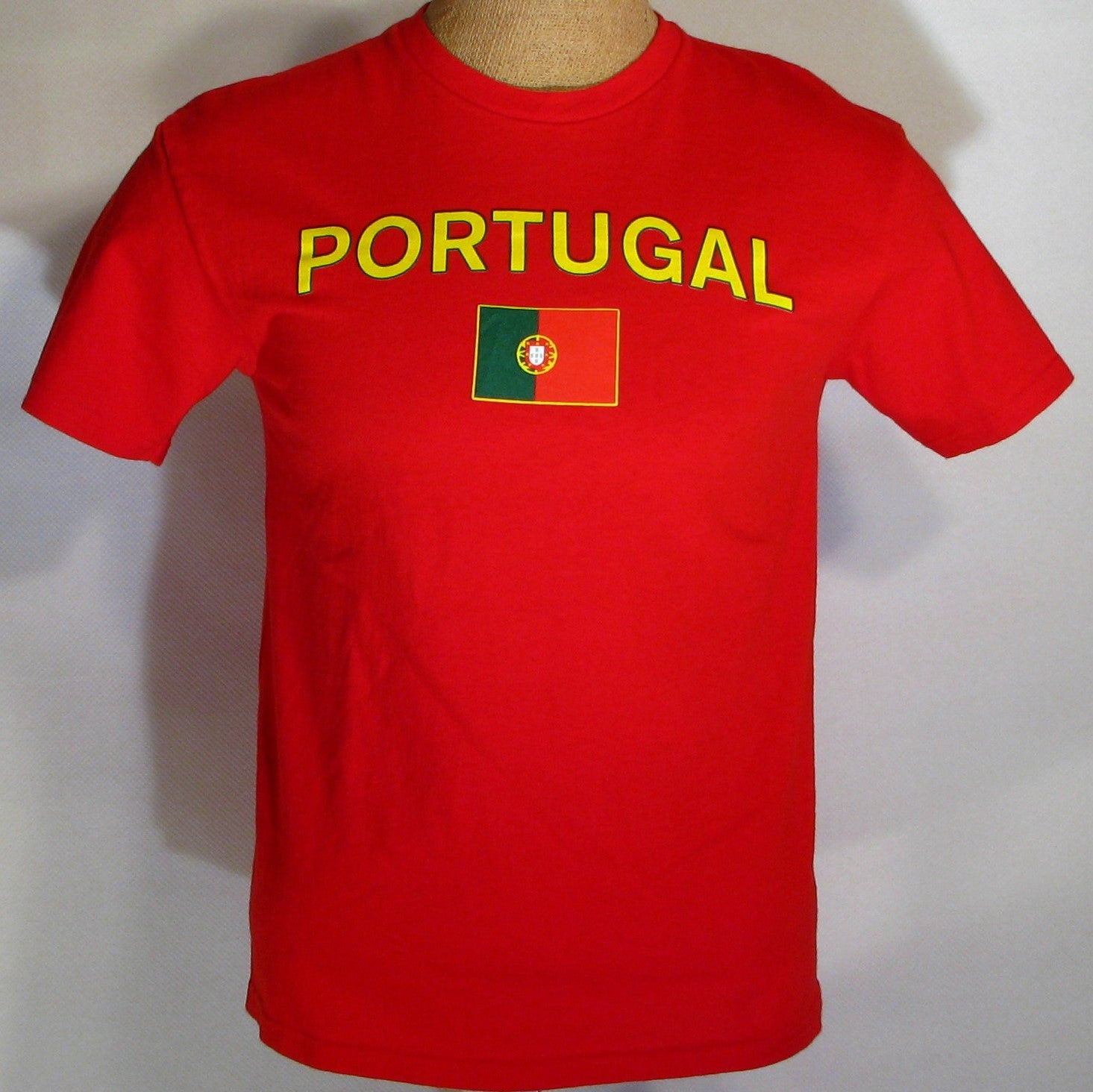 Portugal Fifa World Cup Soccer 2014 Brasil T-Shirt
