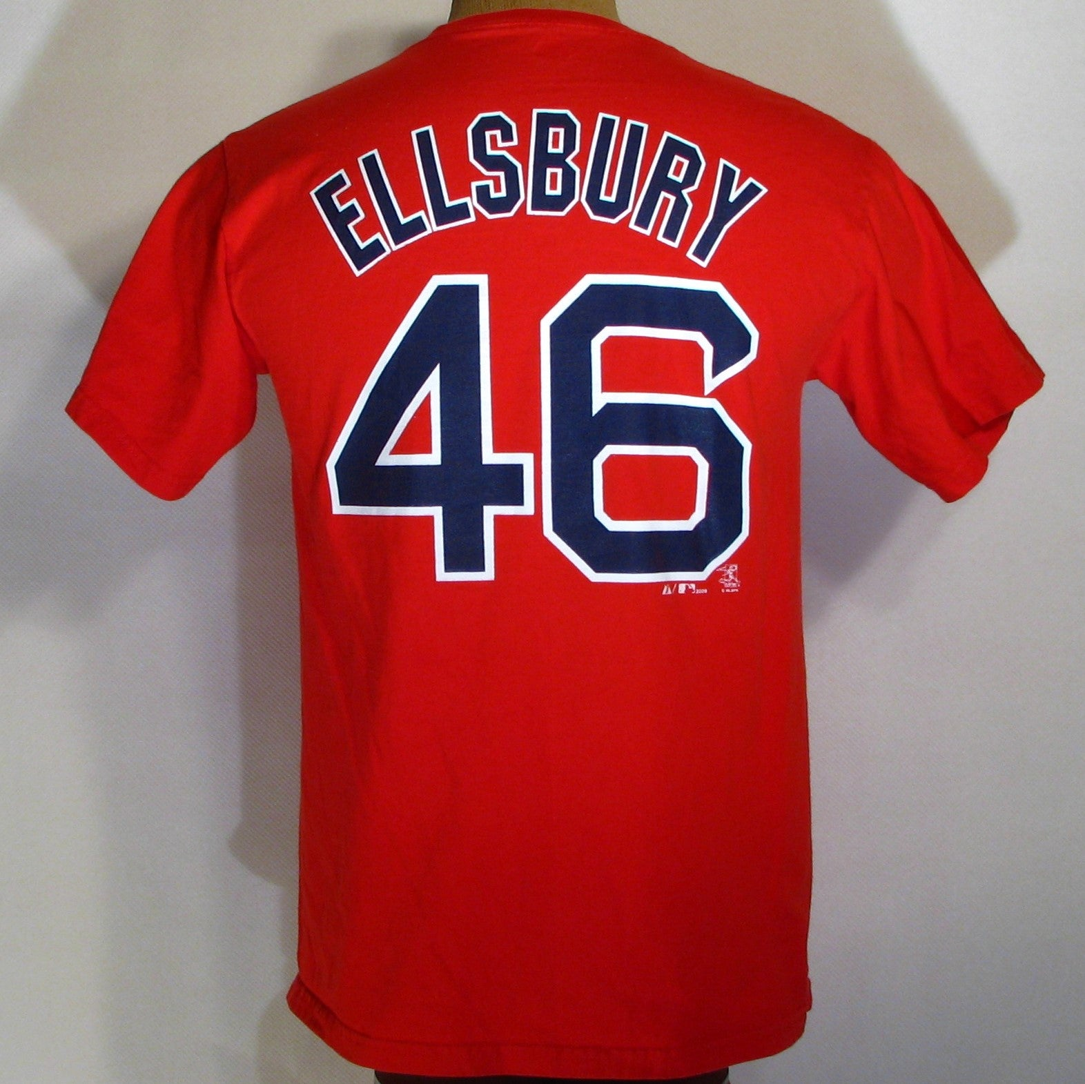 Boston Red Sox Ellsbury # 46 T-Shirt