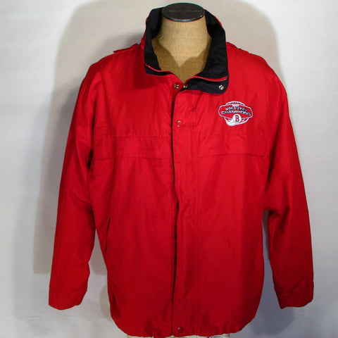 Boston Red Sox 2007 World Series Champions Hooded Windbreaker style Jacket