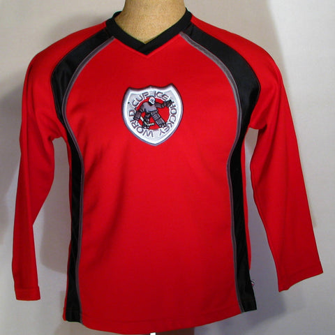 World Ice Hockey Jersey