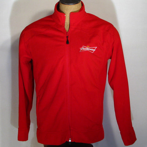 Budweiser Beer Fleece Sweatshirt