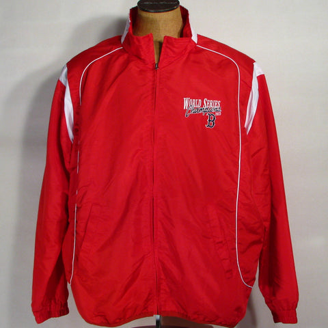 Boston Red Sox 2013 World Series Champions Jacket