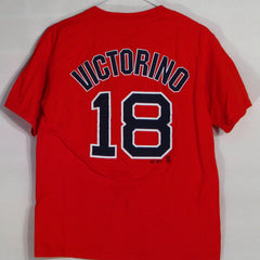 Boston Red Sox Victorino # 18 T-Shirt Youth
