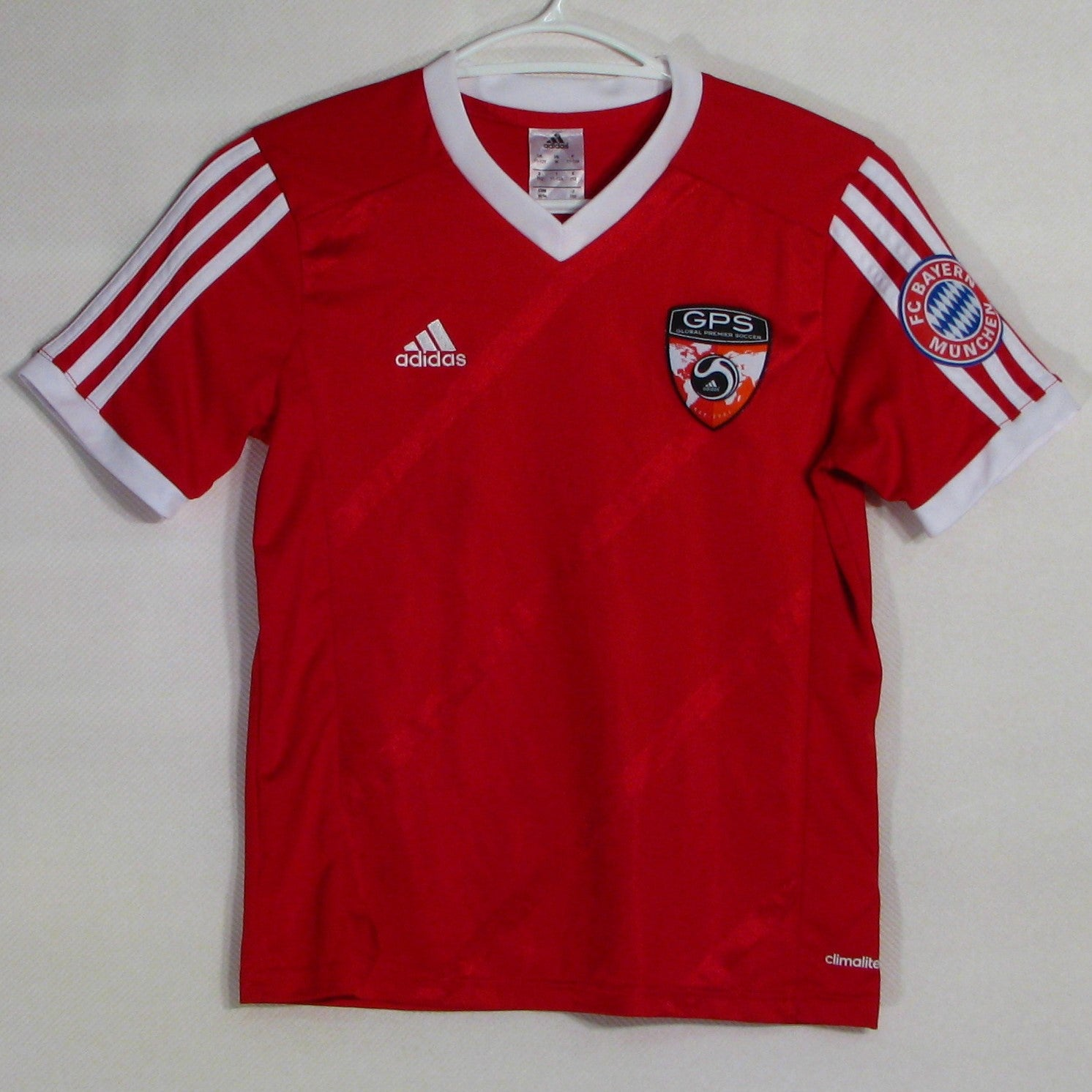 Global Premier Soccer Jersey Youth