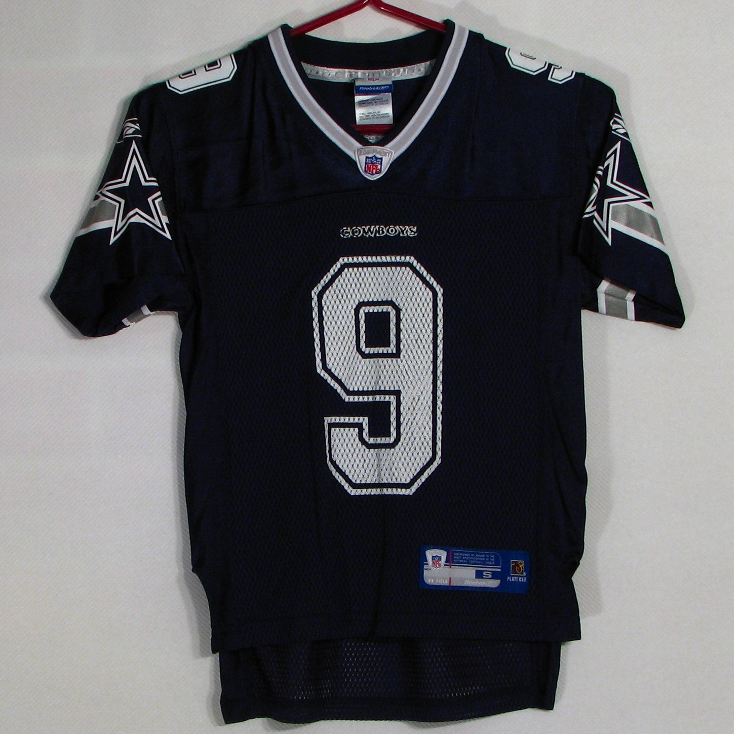 sports shoes f347c 50a82 Dallas Cowboys Romo # 9 Jersey Toddler