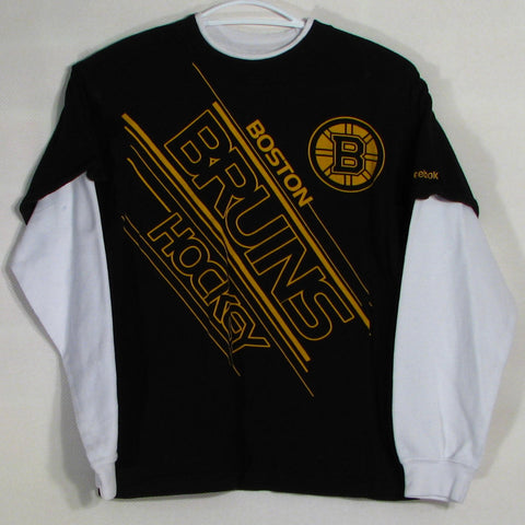Boston Bruins Long Sleeve T-Shirt Youth