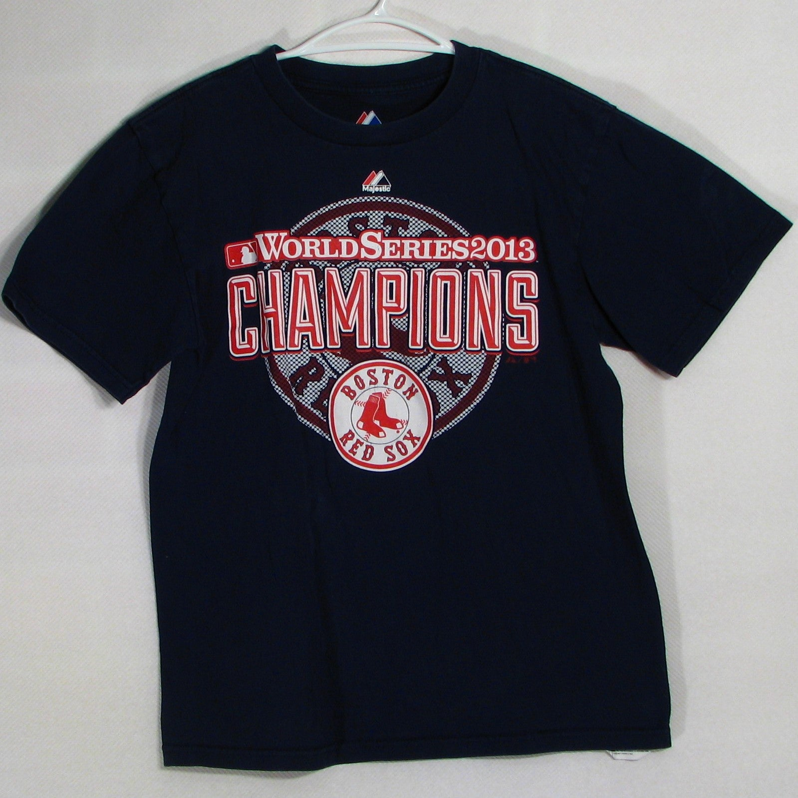 ab9ea6dd Boston Red Sox 2013 World Series Champs T-Shirt Youth – Vintage T ...