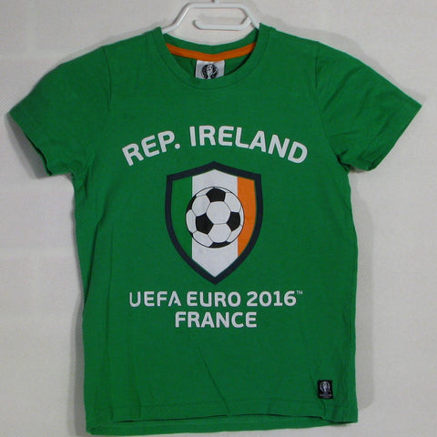 Ireland Ueffa Euro 2016 France T-Shirt Toddler
