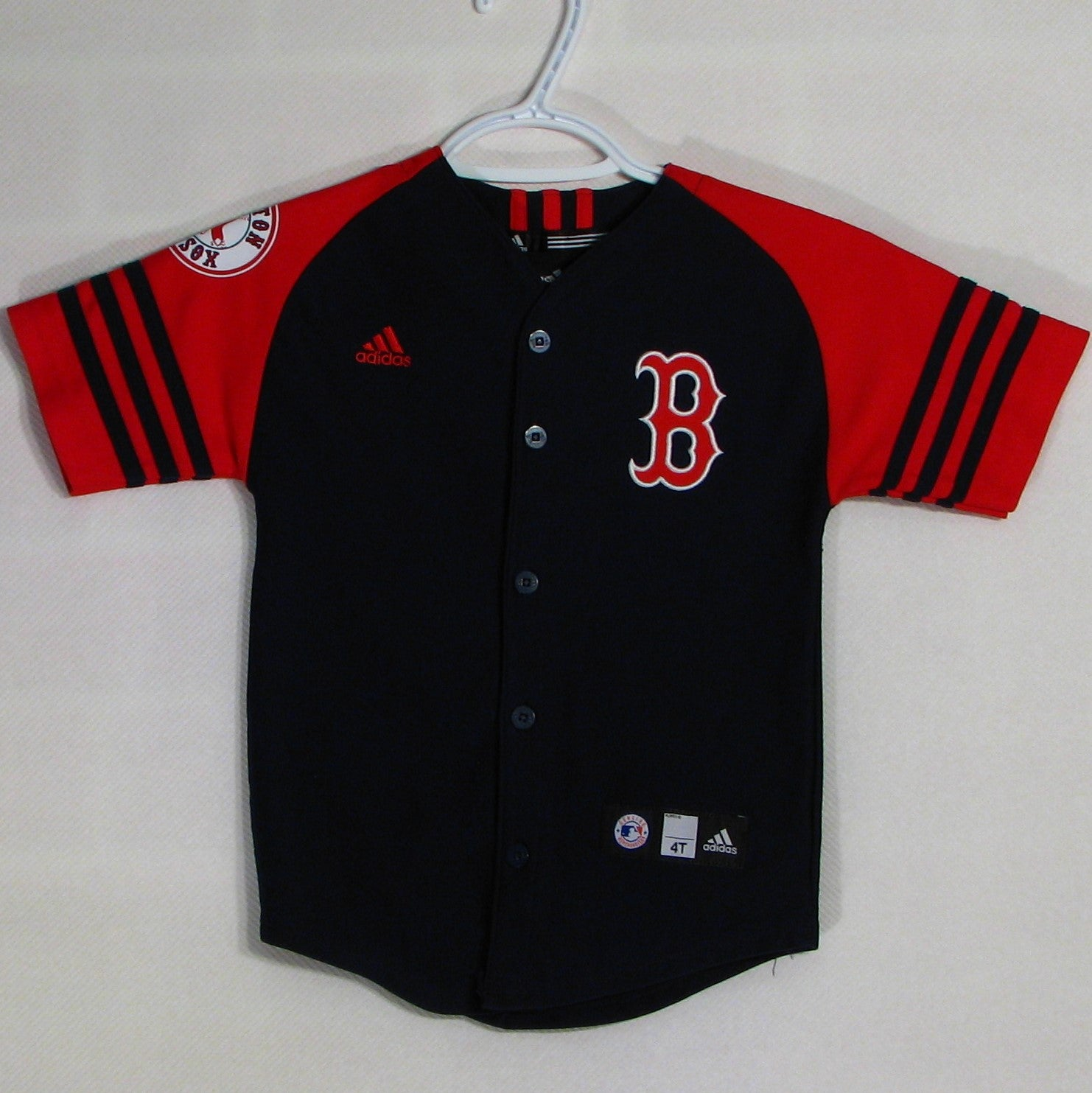 Boston Red Sox Ortiz # 34 Jersey