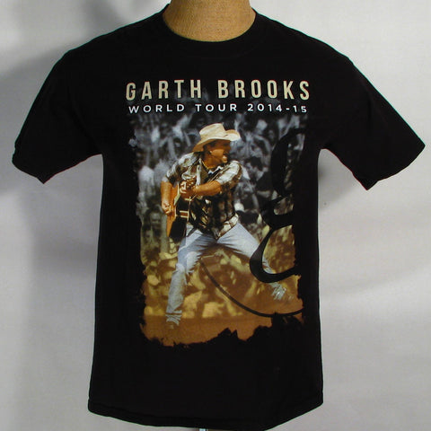 Garth Brooks 2014-15 World Tour T-Shirt