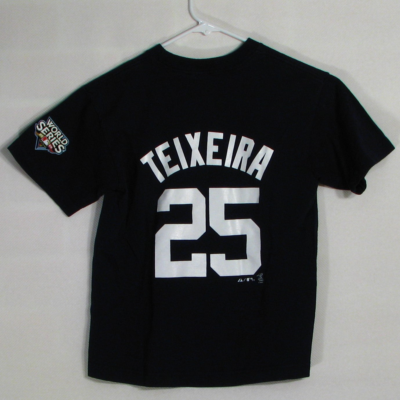 New York Yankees Teixeira #25 T-Shirt Youth