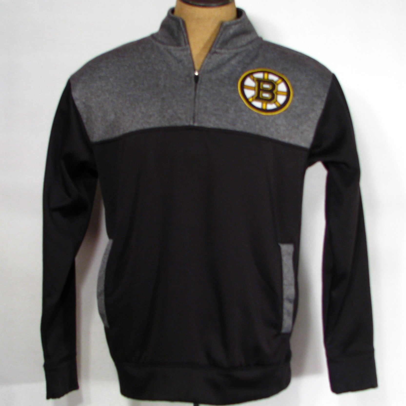 Boston Bruins zip up Sweatshirt