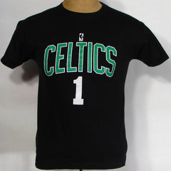 Boston Celtics Petrowski # 1 T-Shirt