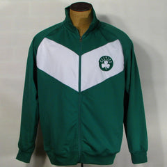 Boston Celtics Jacket with matching pants warm up/track suit