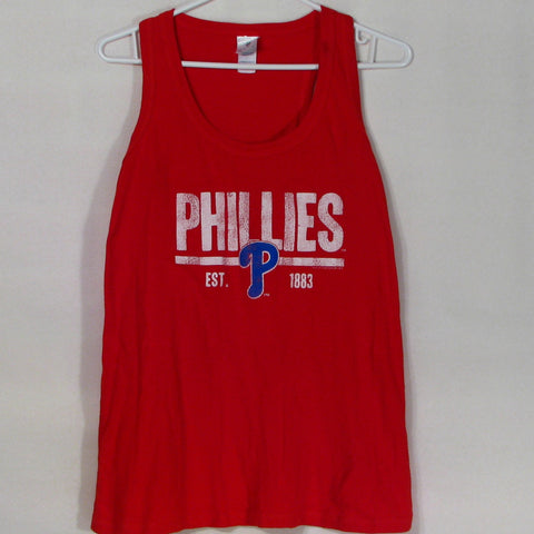 Philidelphia Phillies Muscle Shirt Womens