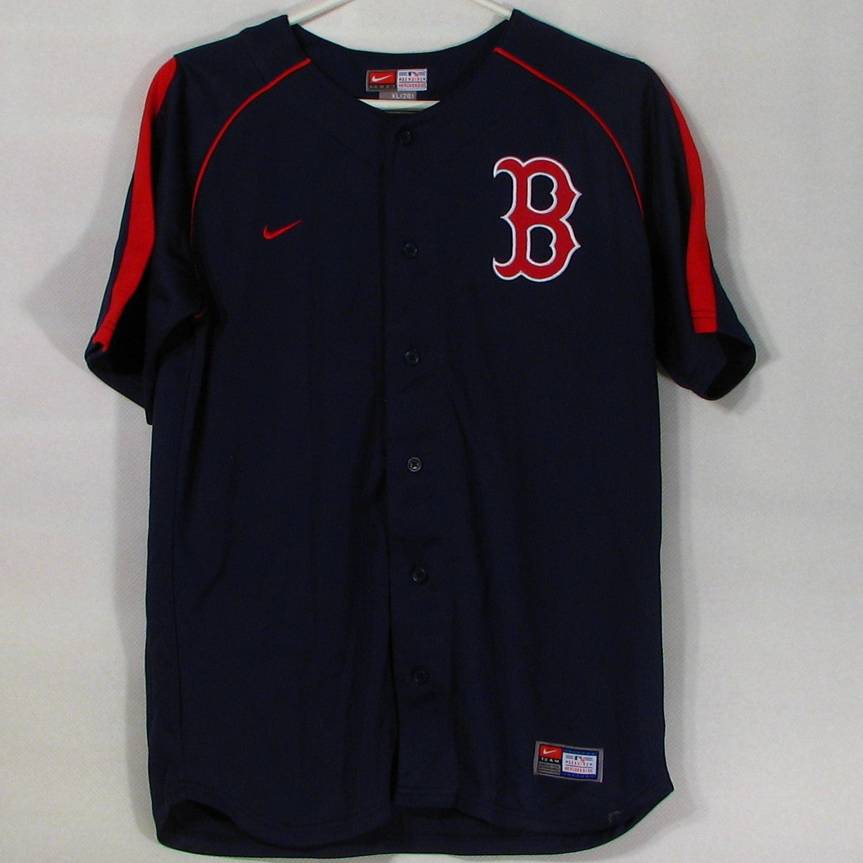 new concept bc2d7 d1d47 Boston Red Sox Jersey Mens/Youth