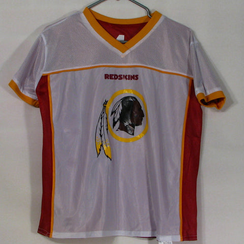 Washington Redskins Flag Play 60 Reversable Jersey Youth
