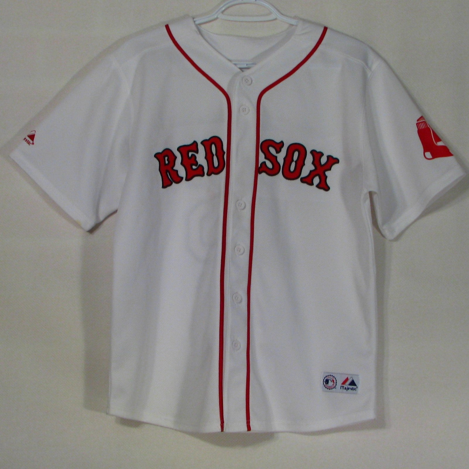 Boston Red Sox Pedroia # 15 Jersey