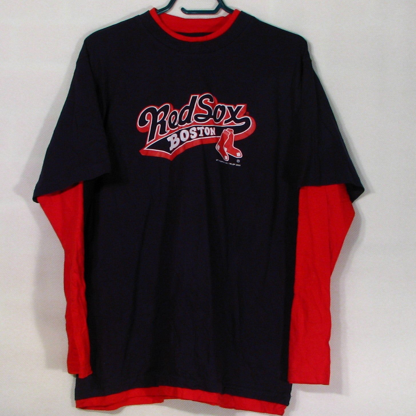 2009 Boston Red Sox Longsleeved T-Shirt