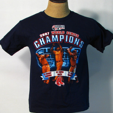 2007 Boston Red Sox World Series Champs T-Shirt