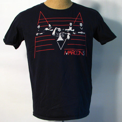 2011 Maroon 5 Tour T-Shirt