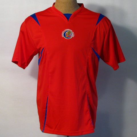 Costa Rican Soccer Jersey