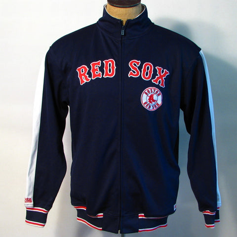 Boston Red Sox Stitches zip up jacket