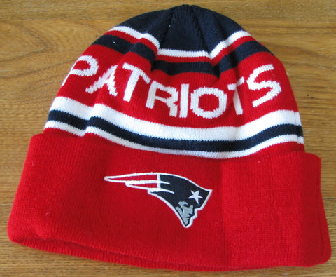 New England Patriots Toque