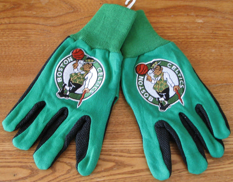 Boston Celtics Gloves