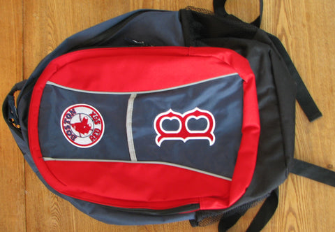 Boston Red Sox Back Pack