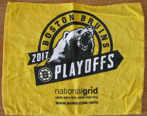 Boston Bruins Towel