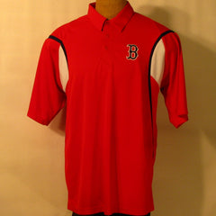 Boston Red Sox Short sleeve collared T-Shirt/Golf shirt
