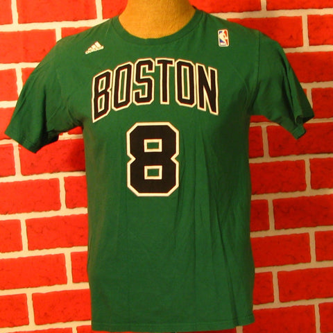 Boston Celtics #8 Green T-Shirt