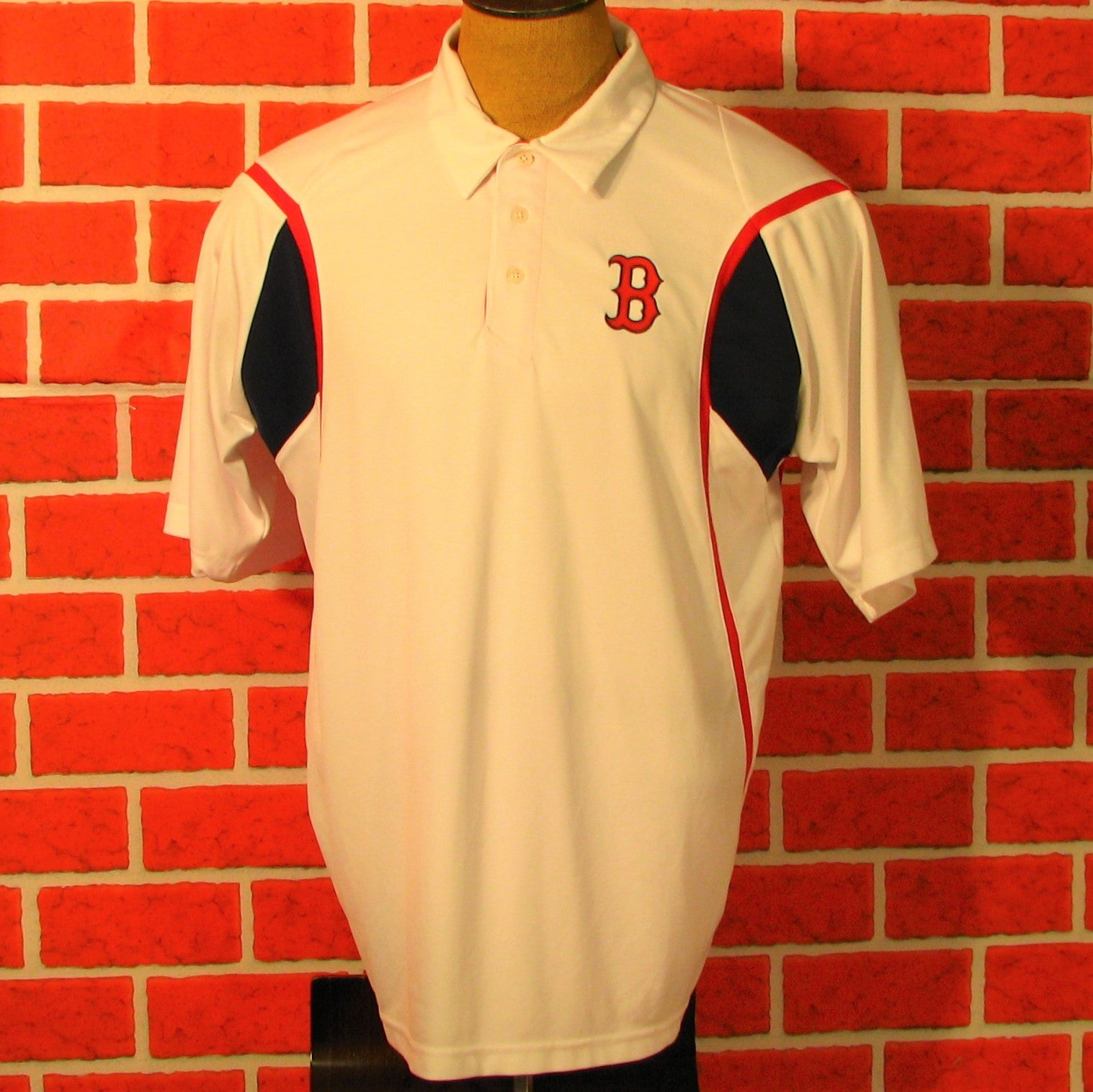 Boston Red Sox Collared Shirt/Golf Shirt