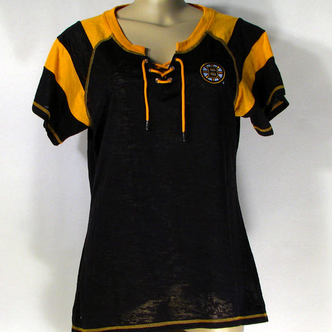 Boston Bruins T-Shirt Womens