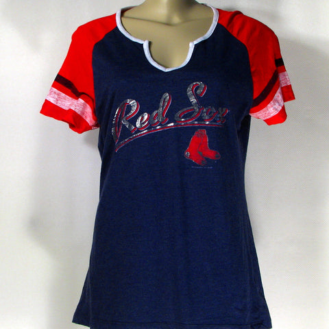 Red Sox T-Shirt Womens