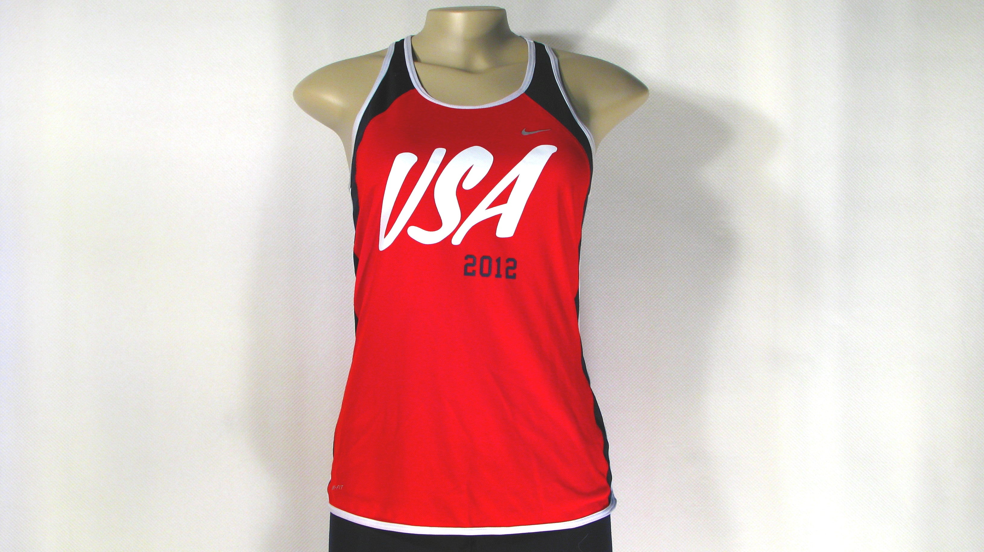 USA 2012 DRI-FIT T-Shirt Womens