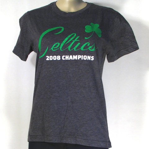 Boston Celtics 2008 Champions T-Shirt Womens