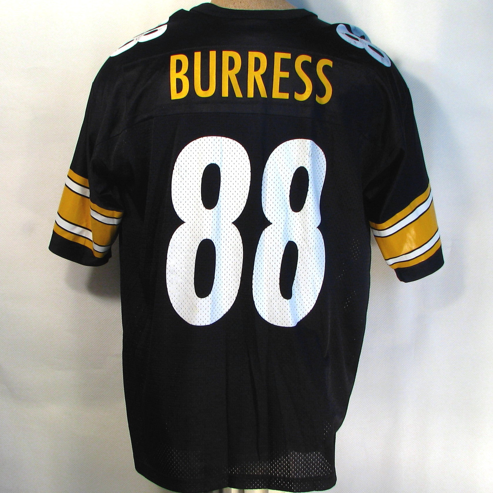 Pittsburgh Steelers Burress #88 Jersey